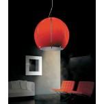 lampa wisząca  SFERICA RED