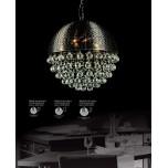 Lampa kryształowa BEATRICA W4
