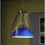 lampa sufitowa  SOFHI BLUE