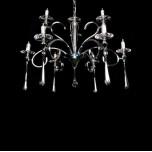 PIĘKNA STYLOWA LAMPA  LDP 8136  W9