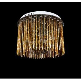 LAMPA SUFITOWA  SOFTLINE 450  GOLD