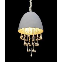 LAMPA WISZĄCA  LA MORENA  WHITE