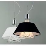 LAMPA WISZĄCA ALVARRESS  W2  BLACK