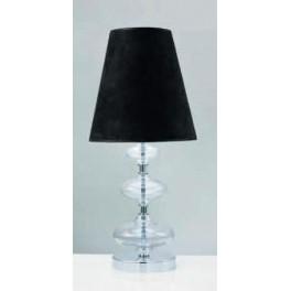 LAMPA  NOCNA  VENEZIANA BLACK
