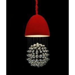 LAMPA  WISZĄCA  LA VISTA  RED
