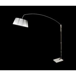 LAMPA  STOJĄCA - PODŁOGOWA   LDF 8011  SILVER