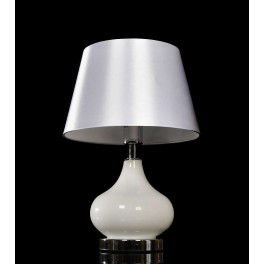 NOWOCZESNA LAMPA NOCNA  LDT  3023  WHITE