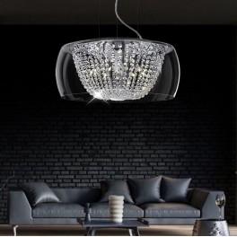 LAMPA NOWOCZESNA  DISPOSA D50  CLEAR