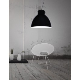 LAMPA WISZĄCA CORNELLA BLACK