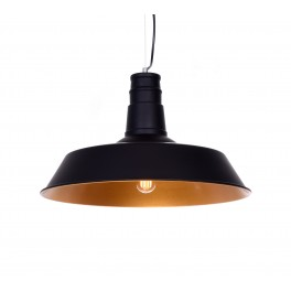LAMPA INDUSTRIALNA SAGGI BLACK