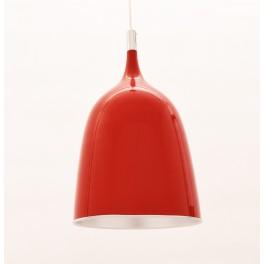 NOWOCZESNA LAMPA WISZĄCA BELTONE RED