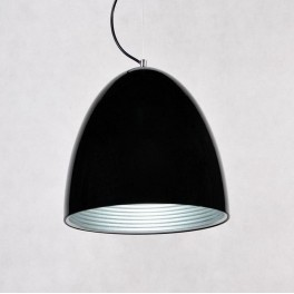 NOWOCZESNA LAMPA WISZĄCA VICCI BLACK