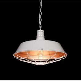 LOFT INDUSTRIALNA LAMPA ARIGIO D45 WHITE