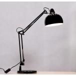 LAMPA BIURKOWA RIGORRIA BLACK