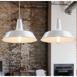 LAMPA INDUSTRIALNA SAGGI WHITE