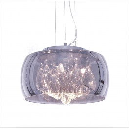 LAMPA NOWOCZESNA TOSSO D30 CHROM