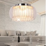 LAMPA NOWOCZESNA GUSTO D50 CLEAR