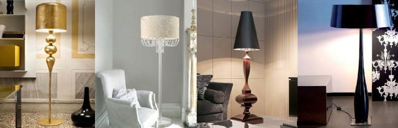 Lampy Stojące Podłogowe